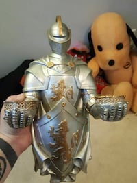 gray knight action figure