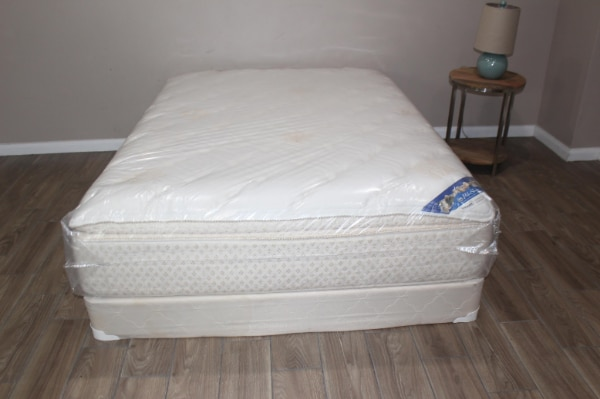 Used Queen Serta Perfect Sleeper Northstar Stellaris For Sale In