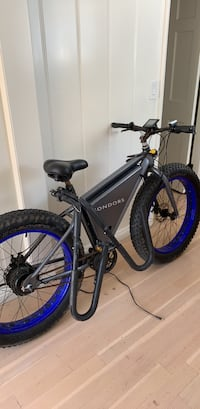 Sonders electric bike with bigger battery and screen Laguna Beach, 92651