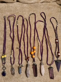 Leather necklaces  Fairfax, 22038