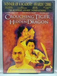 Crouvhing Tiger Hidden Dragon dvd Baltimore