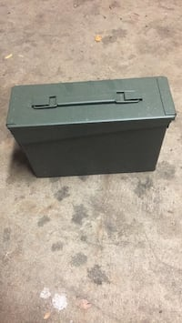 New ammo box Tower Lakes, 60010