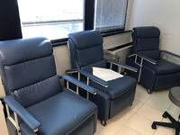 Recliner chairs for entertainment or office use. Fairfax
