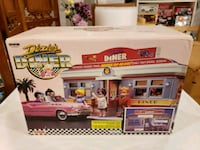1988 TYCO Dixie's Diner New in Box Woodbridge, 22193