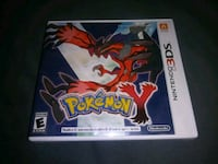 Nintendo 3DS Pokemon Y Game & Case Las Vegas, 89102