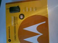 Motorola wireless cable modem Martinsburg, 25403