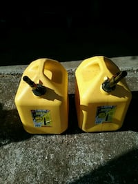 Two brand new diesel cans full Scio, 97374