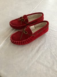 NEW-Kids size 1 moccasins Lowell, 01854