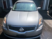 One owner 2008 Nissan Altima 4 cylinder clean car fax Middleboro