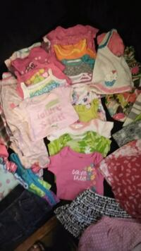 Lot #2 Size 6-9 months summer clothing New Albany, 47150