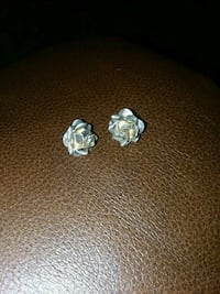 Sterling Silver Hand Crafted Earings Prospect Heights