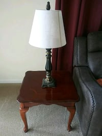 lamp and 2 end tables Newport News, 23606