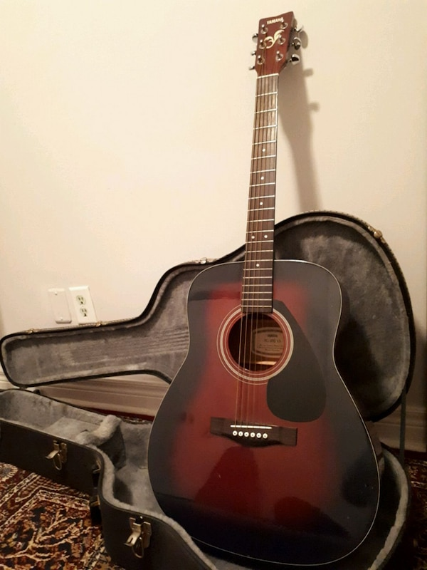 YAMAHA FG-412 VS acoustic guitar. 2