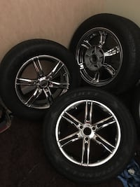 2008-2012 CanAm Spyder RS/GS wheel with tire set Orlando, 32808