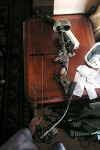 black and brown compound bow Summersville, 26651