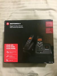 Motorola wireless house phone Toronto