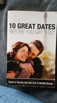 10 Great Dates Before You Say I Do.  Frederick, 21702