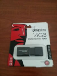 usb bellek 16 gb kingston.