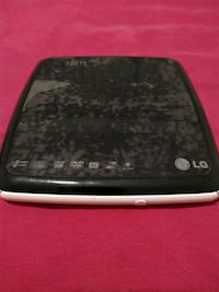 LG Super Multi Blue Portable with 3D Blu-ray Disc Playback & M-DISC™