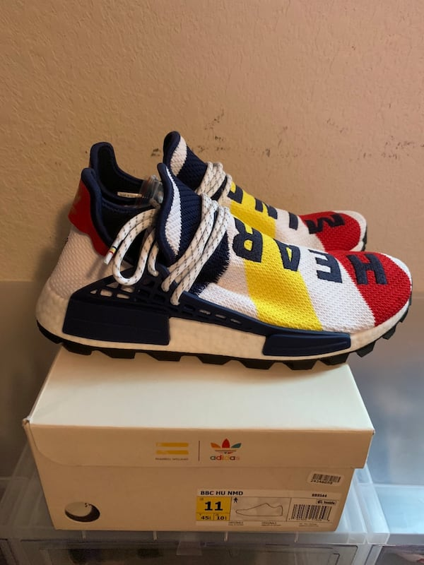 Pharrell NMD Billionaire Boys Club 1