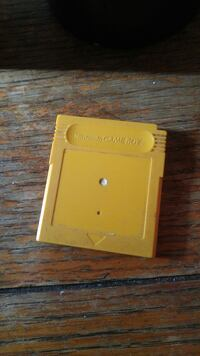 2 Pokemon Yellow Version for Gameboy Colour Woodstock, N4S 4X4