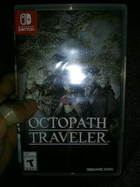 Octopath traveler unopened for Nintendo switch Albuquerque, 87108