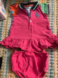 So cute!! new Ralph Lauren girls outfit Springfield, 22152