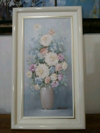 Flower Painting on Canvas Lakewood Township, 08701