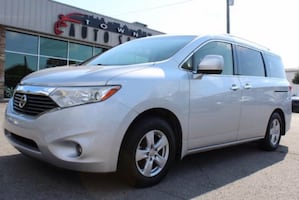 2014 Nissan Quest $2500 Down Payment
