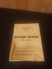 Silver jeans for her SURREY