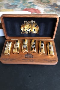24K gold plated limited edition serial#0016  spark plug sockets Monrovia, 21770