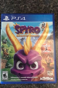Spyro Reignited Trilogy PS4 Game Boonsboro, 21713