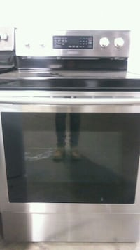 """stove Samsung 30"""" convection stainless steel Toronto, M9W"""