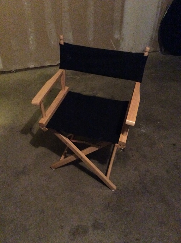 6 Director Chairs