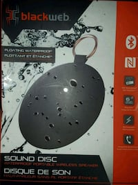 Blackweb waterproof speaker Ottawa, K2B 8C1
