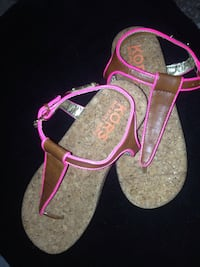 Michael Kors girls size 2 sandals Edmonton, T5H 0V7