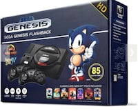 Sega Genesis Flashback Gaming Console (85 Games Built-In) Montreal, H3X 1L8