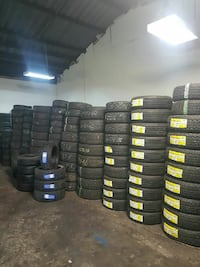 Used winter and all-season tires  Kitchener, N2G 2R1