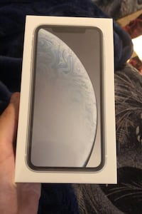 Iphone XR (sealed box) brand new comes with glass guard Surrey, V3W 4T5