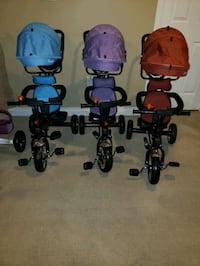 Brand new 2 in 1 toddler for indoor and outdoor  Edmonton, T5Y 0C2