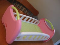 Fisher-Price baby doll bed Niagara Falls, L2H 2E5