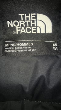 TheNorthFace Winter Jacket worn Once. paid 655 without Tax