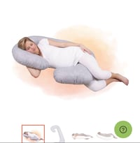 Snoogle pregnancy pillow Toronto, M6C 3Y7