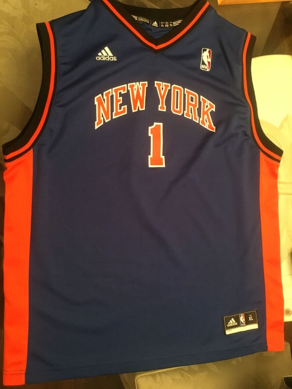 competitive price 71dd0 e09cd Amar'e Stoudemire New York Knicks Jersey Youth XL