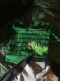 3-6 month old baby boy cloths  Beaumont, 92223