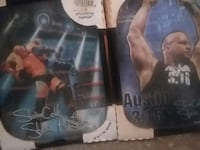 Stone Cold Steve Austin framed pictures Wilmington, 28401