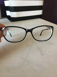 Black-framed Tom Ford eyeglasses Toronto, M5B 2B2