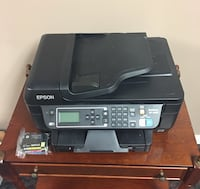 Epson printer with 3 color ink cartridges. Great condition Dickson, 37055