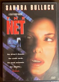 The Net DVD Sandra Bullock Lebanon