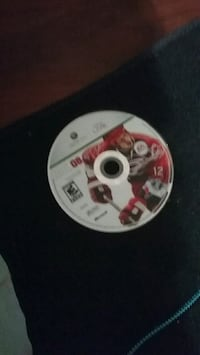 white and red Xbox 360 game disc New Haven, 06519